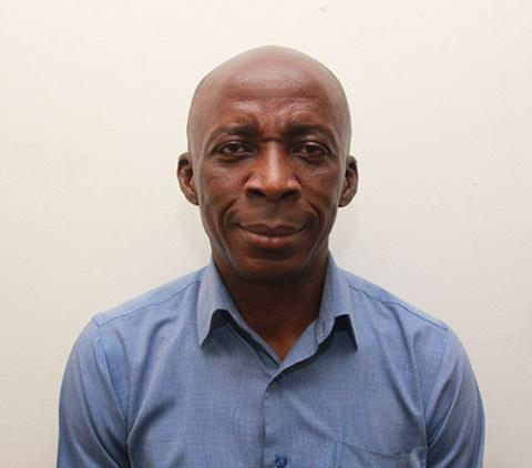 Mr. Anthony Obeng (Snr. Assistant Registrar)
