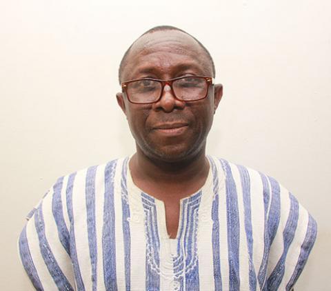 Mr. Eric Kwaku Attefah (Exams Officer - Diploma Programmes)