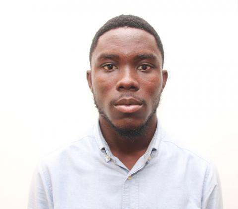 Russel Kobina Udzu (National Service)